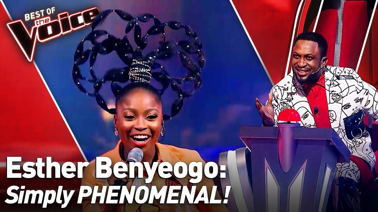 Soul, Passion & Dedication; The Voice Nigeria's WINNER is simply PHENOMENAL!