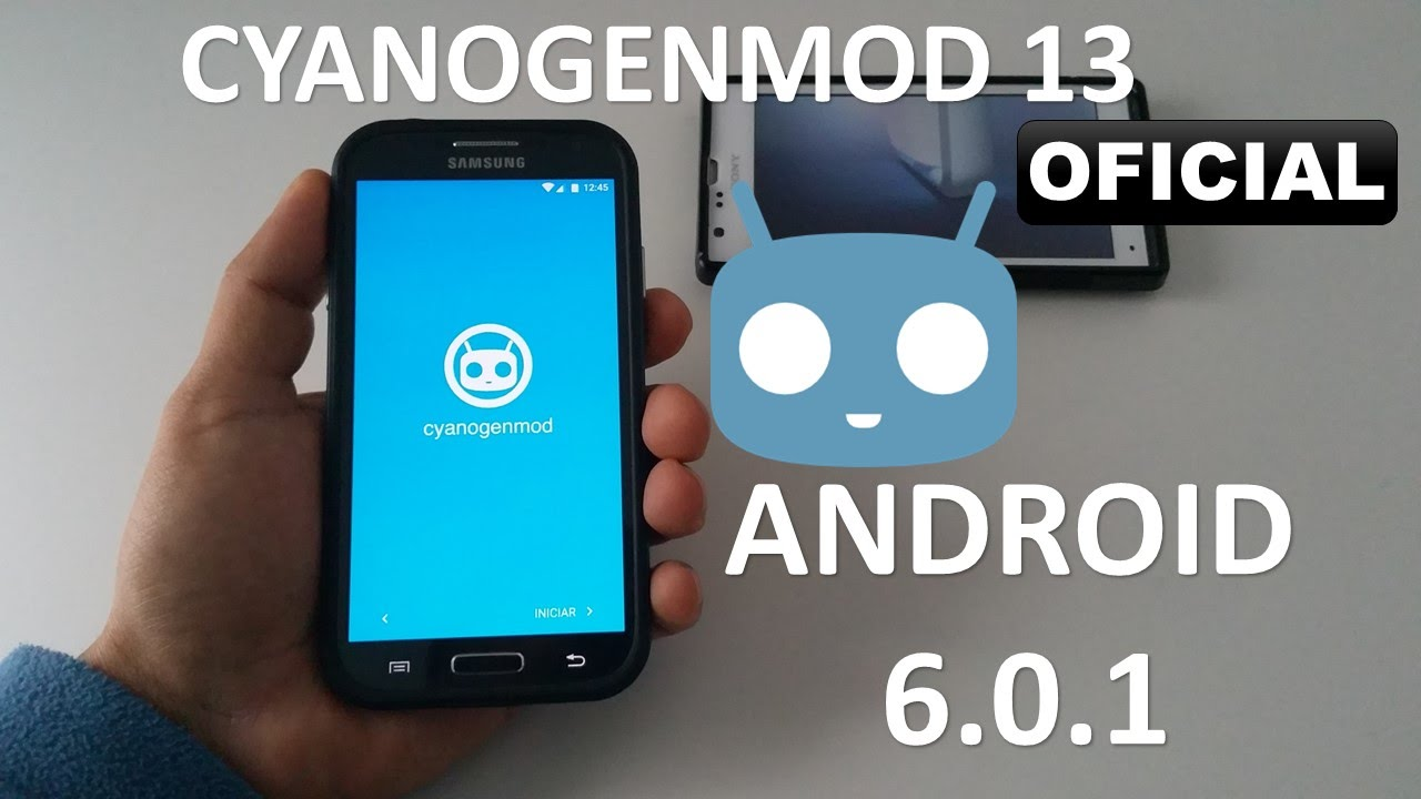CYANOGENMOD 13 OFICIAL AOSP ANDROID 6 0 1 PARA SAMSUNG S4