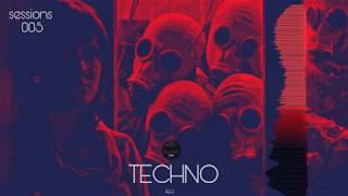 Techno Oscuro ALU DJ Set #5  Dark Techno, Ambient terror, etc.   Provincia de Salta, Argentina. 005