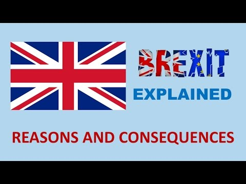 Brexit Explained, Reasons & Consequences