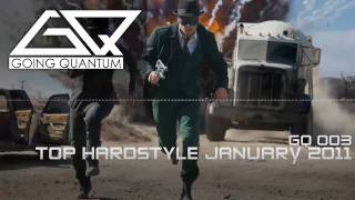 Top Hardstyle January 2011