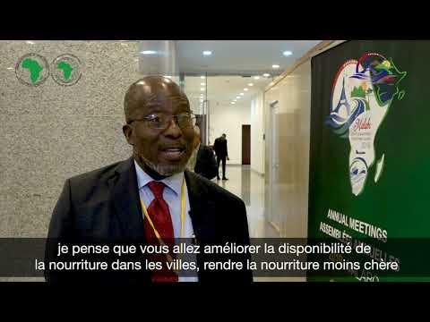 Ansu Yaw, African Center for Econ. Transformation (En / Fr)