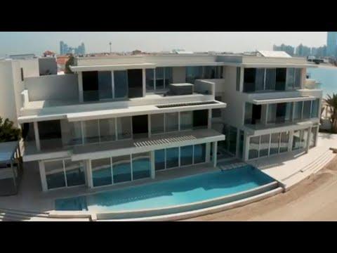 Incredible $35,000,000 Mansion On The Palm Jumeirah | Dubai
