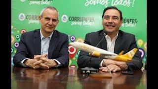 Corrientes contará con vuelos promocionales a Córdoba por 199 pesos