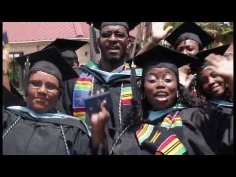UVI – 2015 Commencement Highlights – Albert A. Sheen Campus