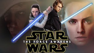 Why Did Anakin's Lightsaber Cause Rey's Force Vision?