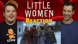 Little Women - Trailer Reaction / Review / Rating