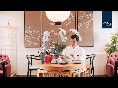 Đi Hà Nội, ngủ nhà nghỉ phong cách Trung Hoa hiện đại | DALO LAB