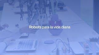 Robots para la vida diaria thumbnail