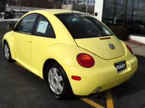 2000 Volkswagen New Beetle - Ramsey NJ
