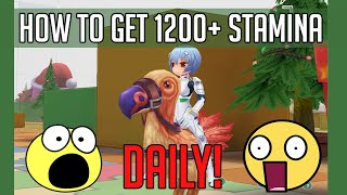 HOW TO GET 1200+ STAMINA DAILY (GUIDE) - Ragnarok Mobile Eternal Love