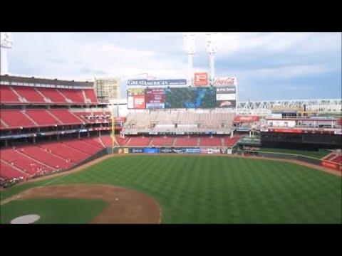 Great American Ballpark  - Reds Vs  O's