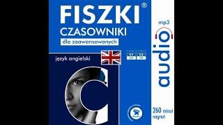 J. ANGIELSKI - CZASOWNIKI DLA ZAAWANSOWANYCH - FISZKI audio - AudioKurs, AudioBook, MP3 do pobrania