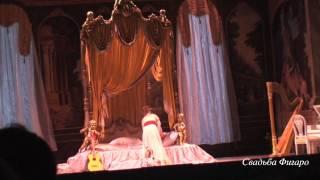 Свадьба Фигаро в Мариинском театре.Le nozze di Figaro