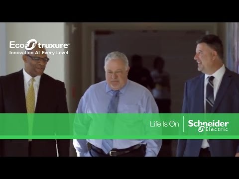 Schneider Electric's Partner Value Chain at Nemours Children's Hospital