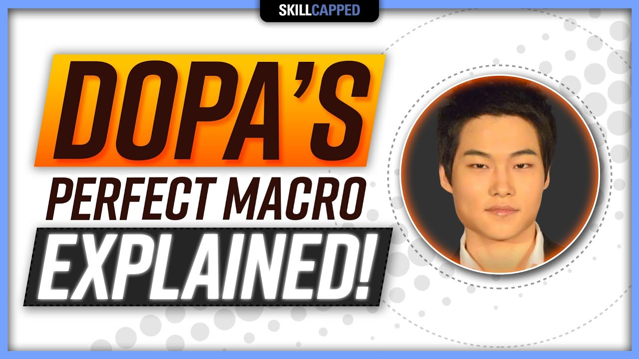 How DOPA Has PERFECT Macro in League of Legends! - Mid Guide