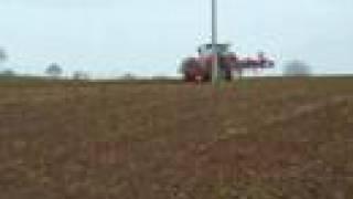 prparation des terres 2008 part 2 avec mc cormick xtx 185 et chisel gyrax de 4m50