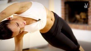 Fat-Burning Pilates Flow Fortgeschrittene: Übungen zum schnellen Abnehmen