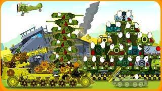Монстр тысячи башен   Мультики про танки