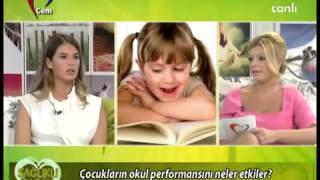 Psk. İclal Gözcü - Sağlıklı Yaşam - Demet Kaytan - 09 09.2014 - Cem TV