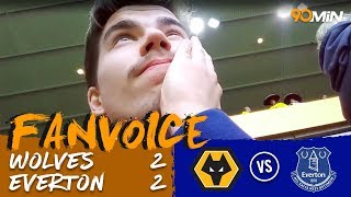 Neves & Jimenez open Wolves' campaign with a draw! | Wolves 2-2 Everton | 90min FanVoice