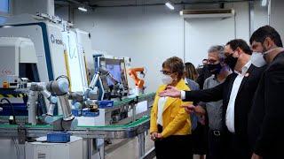 Inauguração do Centro 4.0: portas abertas para o futuro da indústria mineira