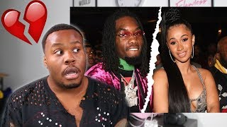 CARDI B BREAKS UP WITH OFFSET!! *IS IT REAL!?*