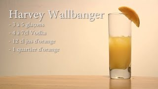 Cocktail Harvey Wallbanger