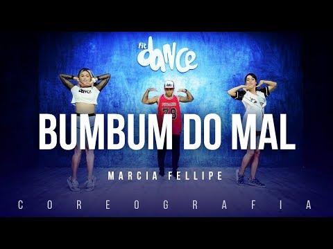 Bumbum do Mal - Márcia Fellipe | FitDance TV (Coreografia) Dance Video