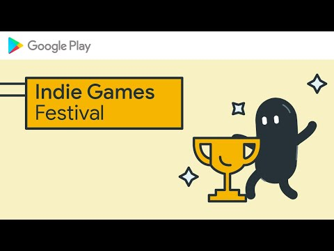 Enter the Indie Games Festival from Google Play