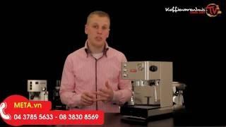 META.vn - Review máy pha cà phê Lelit Anna PL41EM
