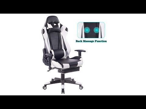 healgen-back-massage-gaming-chair-with-footrest,-pc-computer-video-game-racing-gamer-chair