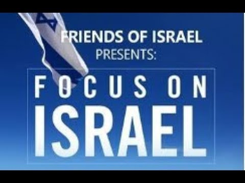 Focus on Israel Conference: Session #1 - Bruce Scott - Love for Israel Scripturally Sanctioned