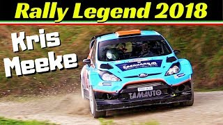 Kris Meeke & Ford Fiesta RS WRC - Rally Legend San Marino 2018 - Action, Jumps, Sparks & More!