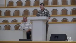 20 июня 2018 / Разбор Библии / Церковь Спасение