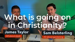 What is happening to Christianity?