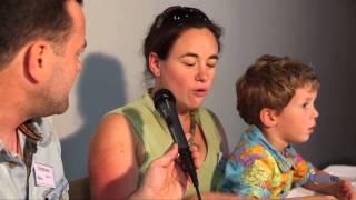 Perrine Gourgeot, Enfants-Autour-Du-Monde, par ABM-TV