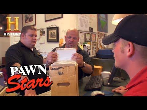 Pawn Stars: Big Box of Comic Books Season 1  History
