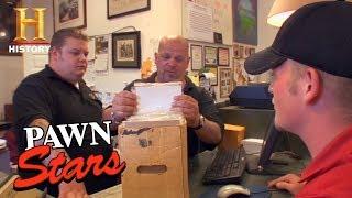 Pawn Stars: Big Box of Comic Books (Season 1) | History