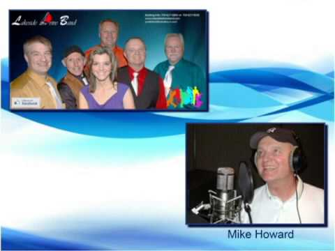 Mike Howard from Lakeside Drive Band On Air Interview Darin & Anita
