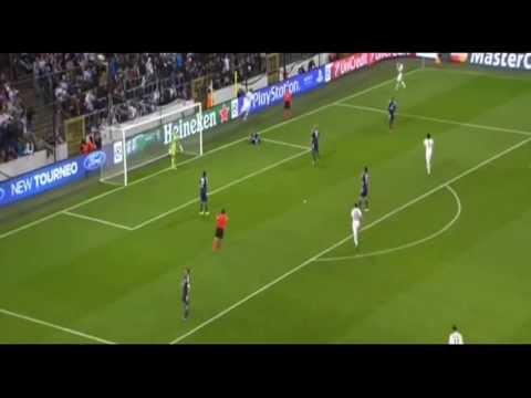 Zlatan Ibrahimovic 4 Goals vs Anderlecht