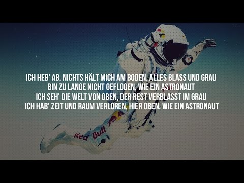 SIDO - Astronaut (feat. Andreas Bourani) aus dem Album VI  [Karaoke / Lyrics]