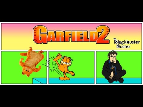 Garfield 2 review By The Blockbuster Buster