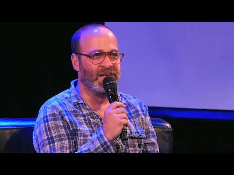 Jon Benjamin's Simpsons Audition — Running Late with Scott Rogowsky