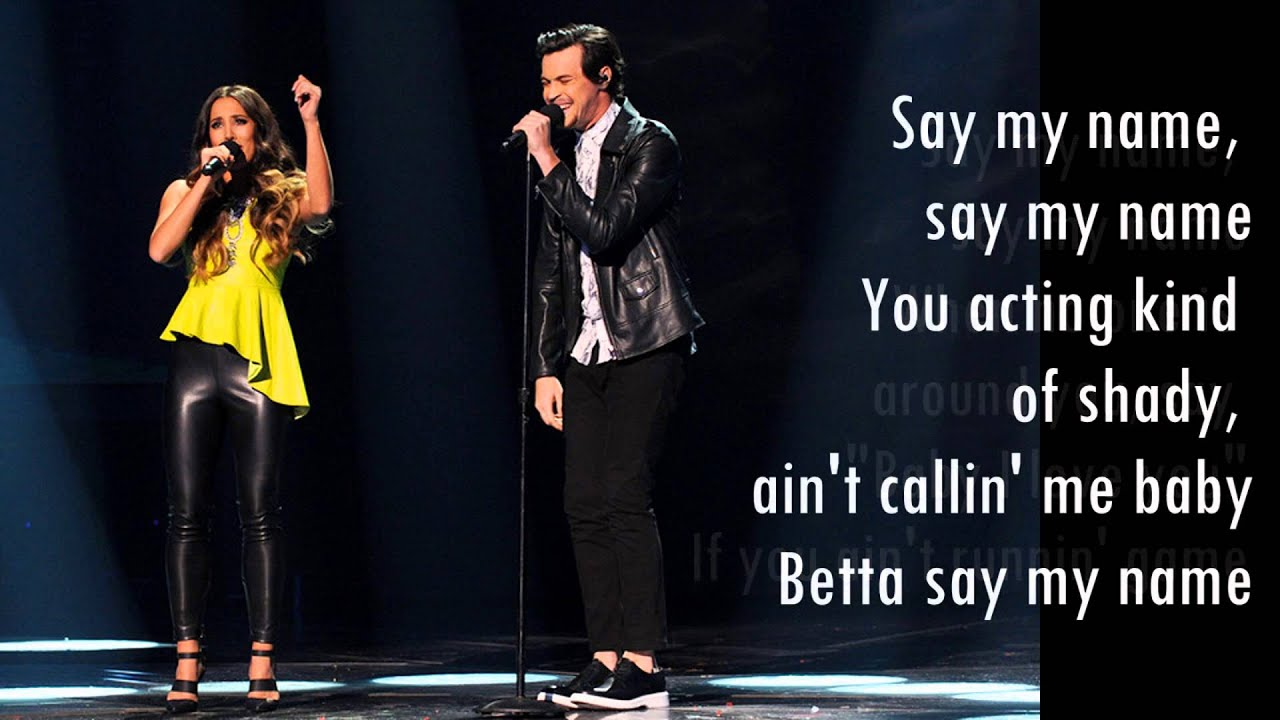Destiny's Child - Say My Name (Alex & Sierra cover ...