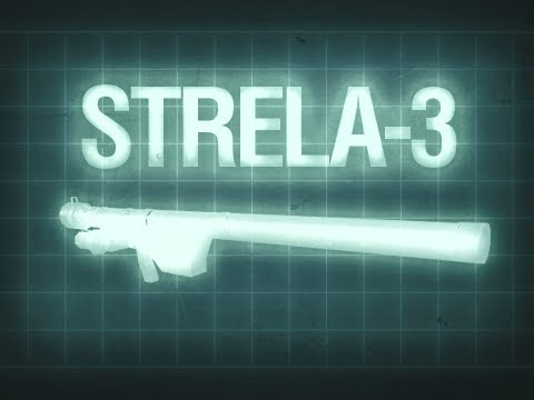 Strela-3 - Black Ops Multiplayer Weapon Guide