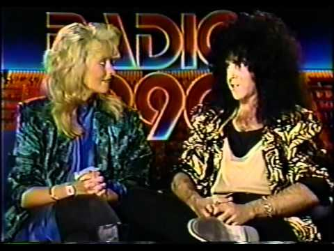 Eric Carr interview on Radio 1990
