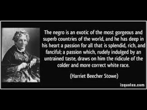 NEGROES ARE A DISTINCT RACE RELATED TO NO OTHER RACE ON EARTH