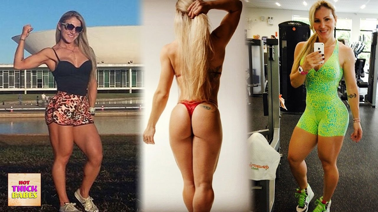 Dalilakindermann Just See This Muscular Fit Girl Hot Thick Babes