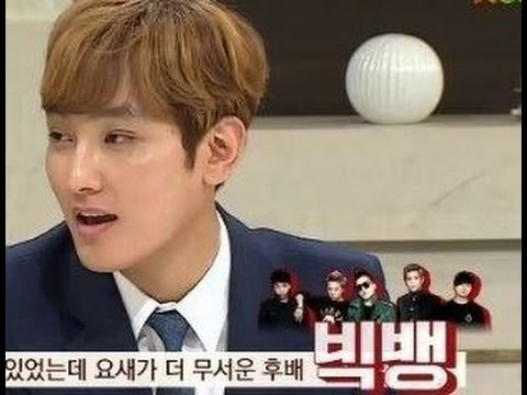 Kangta(H.O.T): BIG BANG is the best junior group (ENG-SUB)